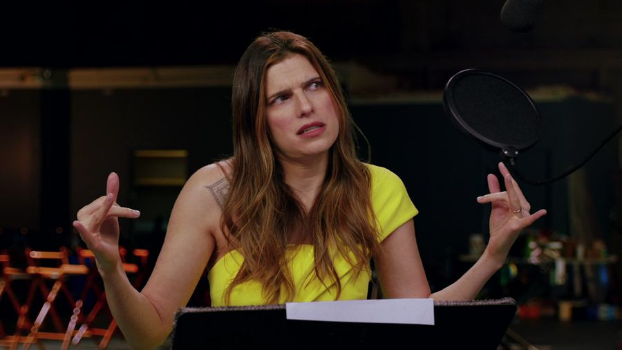 Lake Bell shares secret sauce to successful kids' movies