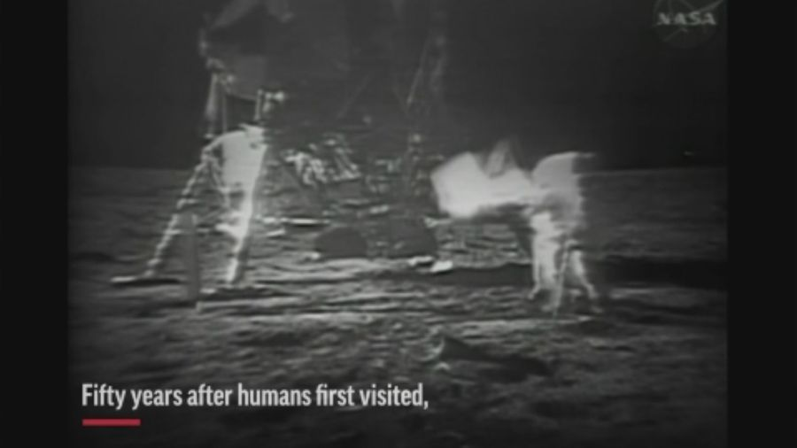 Moon landing good for business 50 years later