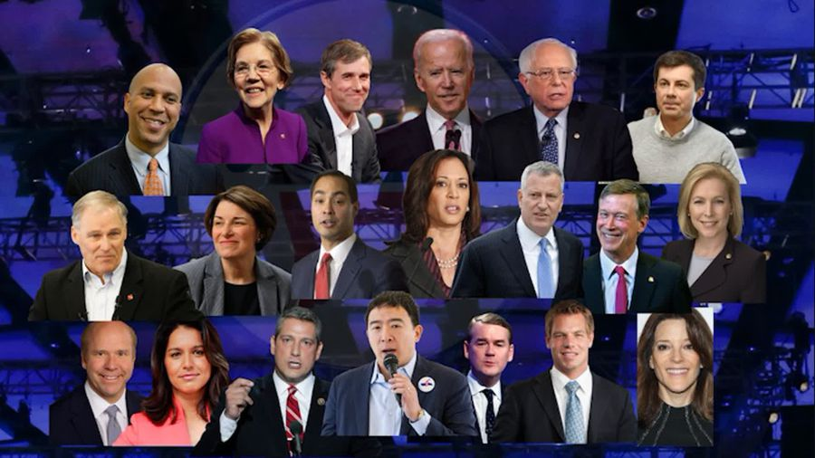 2020 Democrats to face off in first set of debates