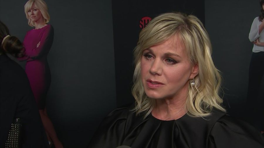 Gretchen Carlson: 'I jumped off the cliff'