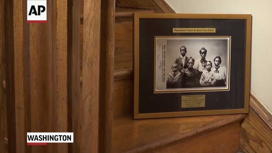 Black postmaster honored 121 years after lynching