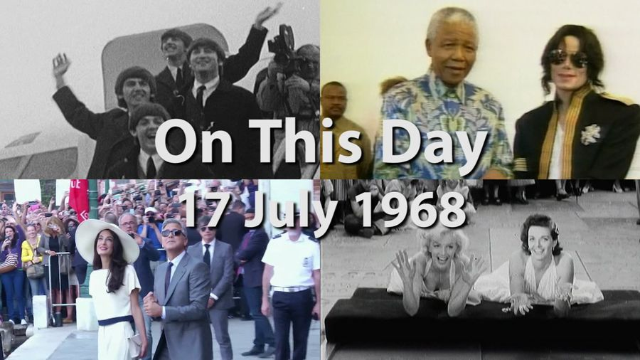 On This Day: 17 July 1968