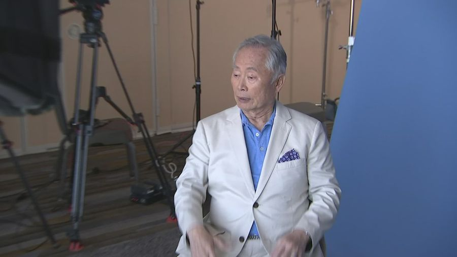 Takei: Border separations are 'horror and infamy'