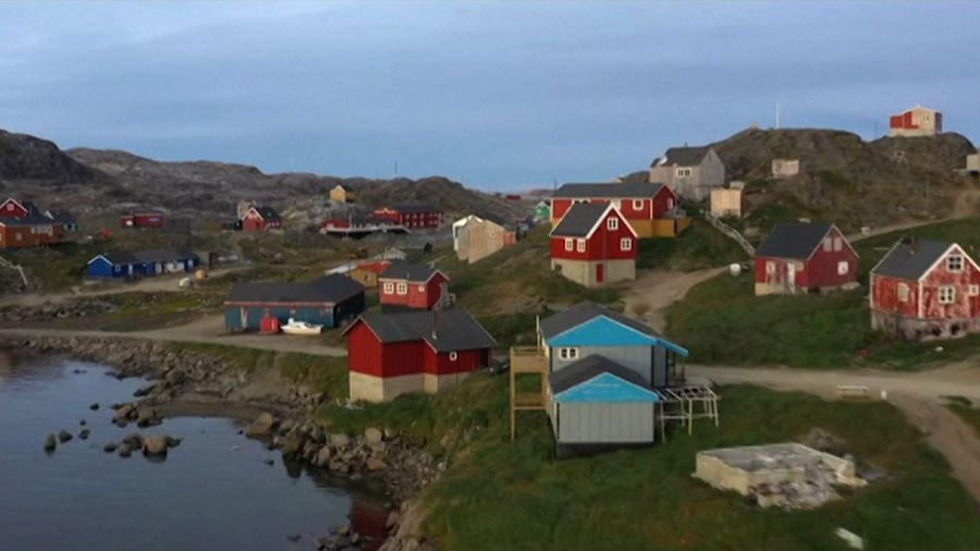 Greenland to Trump: Thanks, but we're not for sale