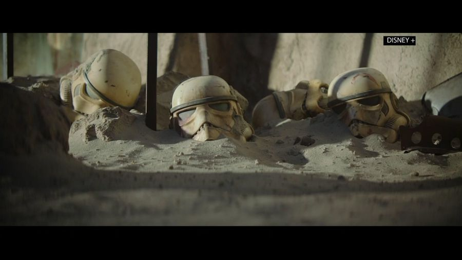 'The Mandalorian' team tease 'gritty' 'Star Wars' spin off