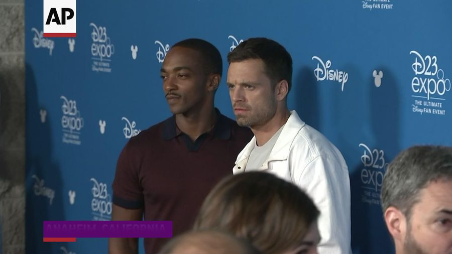 'The Falcon and the Winter Soldier' to hit Disney's new streaming service alongside sitcom 'Wanda...