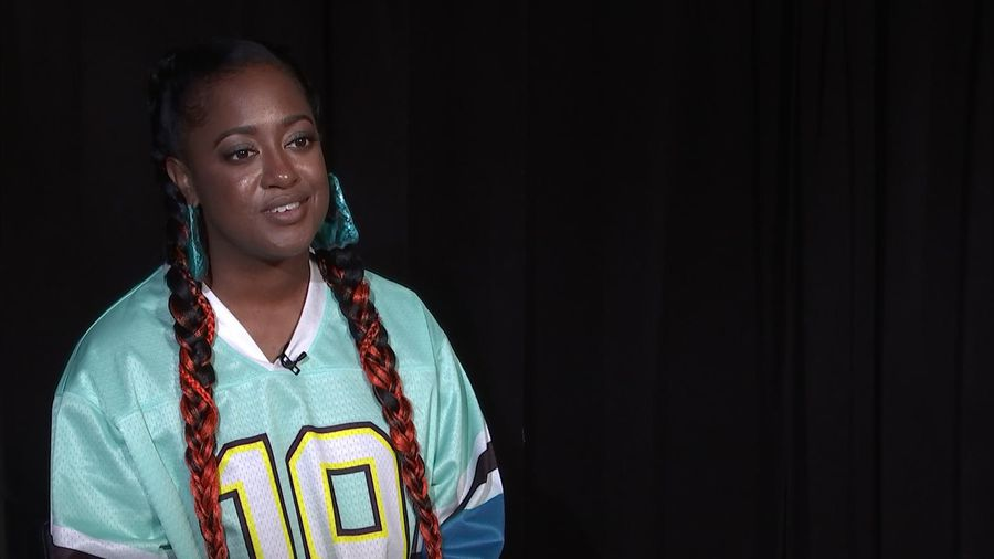 'Eve' by Rapsody helps rapper contend for best lyricist in hip-hop