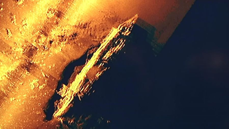 Deep-sea explorers find Battle of Midway warships