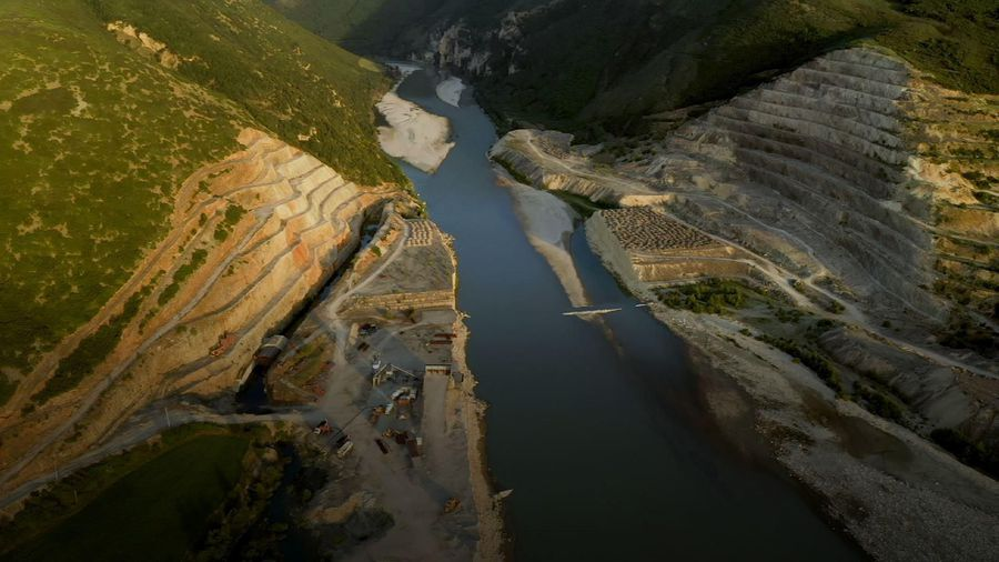 What Can Be Saved? Dams threaten wild river