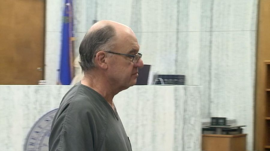 Suspect in cold case killings pleads not guilty