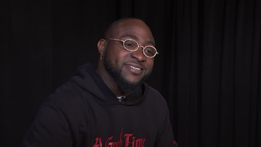 Davido wants the world to have 'A Good Time'