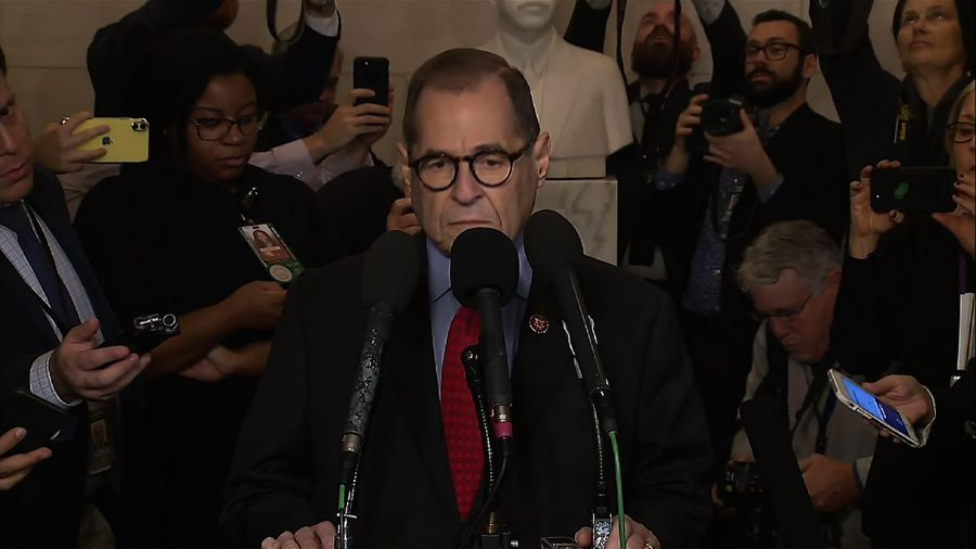 Nadler: 'Today is a solemn and sad day'