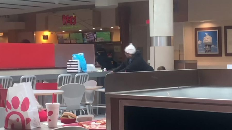 Teens arrested in weekend mall shooting