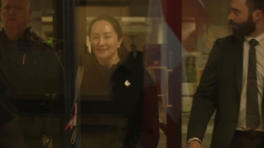 Huawei CFO fights extradition from Canada to US