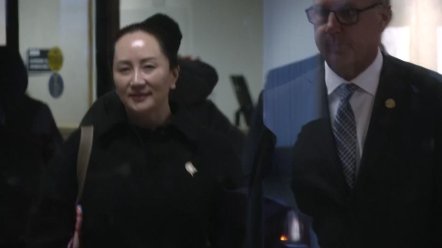 Canada lawyer: focus on fraud in Huawei exec case