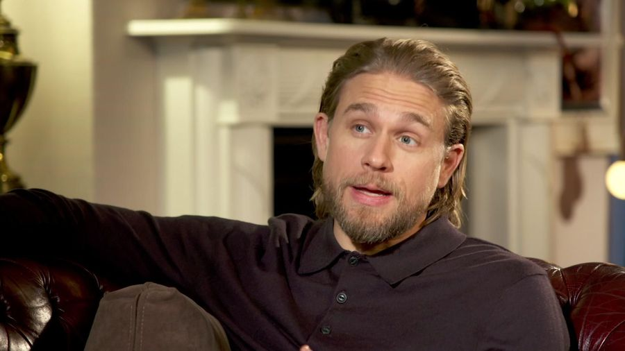 Hunnam wishes 'more power' to Harry