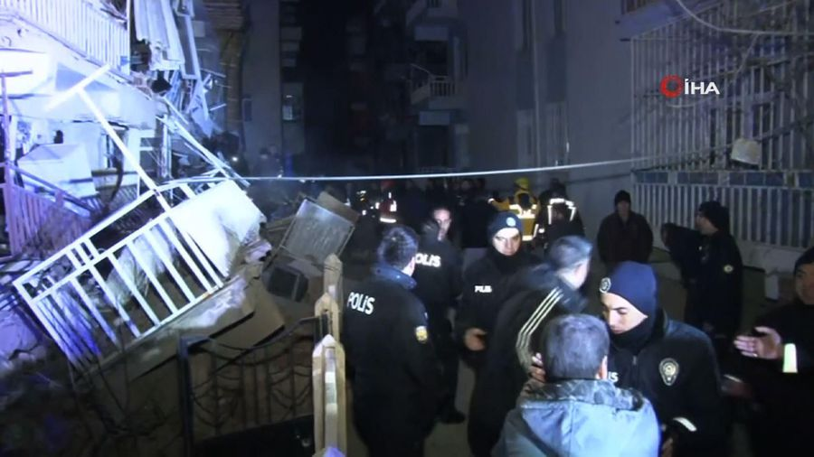 At least 18 dead, hundreds hurt in Turkey quake
