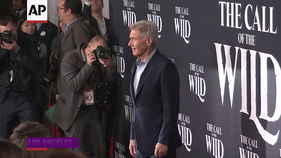 Harrison Ford 'very proud' of 'The Call of the Wild'