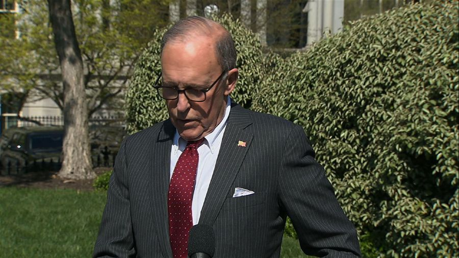 Kudlow: Gives relief program an 'A' amid glitches