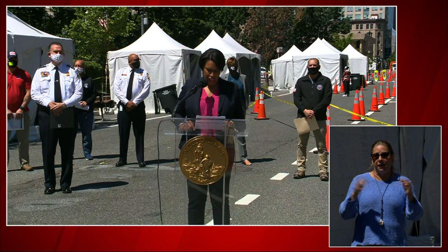 DC Mayor orders 2-day citywide curfew amid unrest