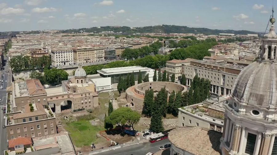 Luxury hotel project stays its course in Rome