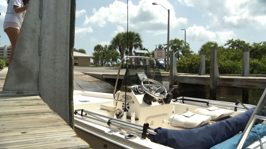 Florida boaters head out for the holiday weekend