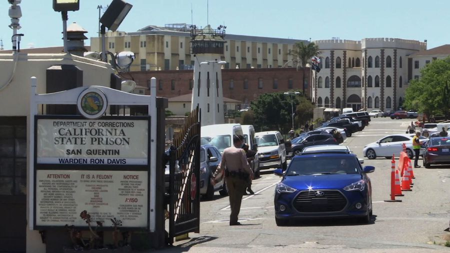 Lawmakers: Free San Quentin inmates due to virus
