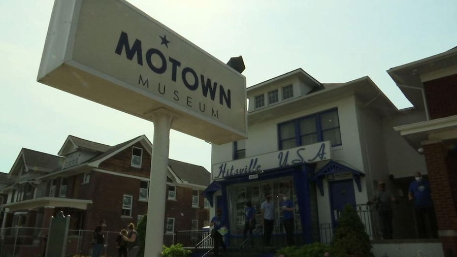 Motown Museum reopens after four-month closure
