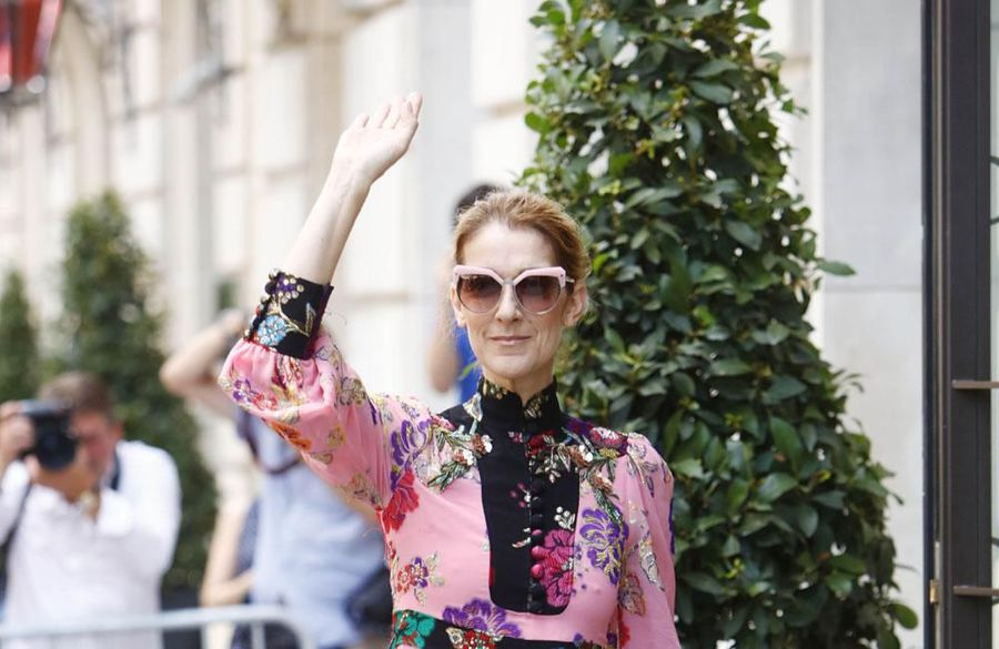 Celine Dion not ready to date