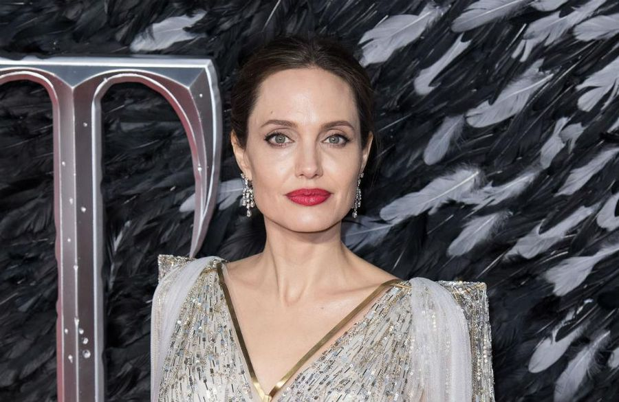 Angelina Jolie's family inspiration