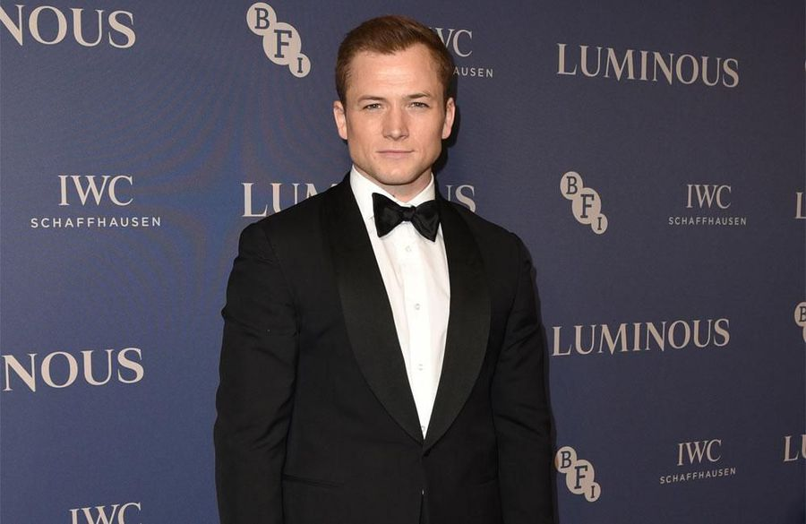 Taron Egerton was not happy making Robin Hood