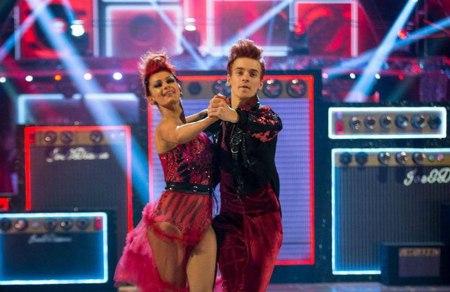 Joe Sugg to reunite with Dianne Buswell for 'Strictly Come Dancing' Christmas special