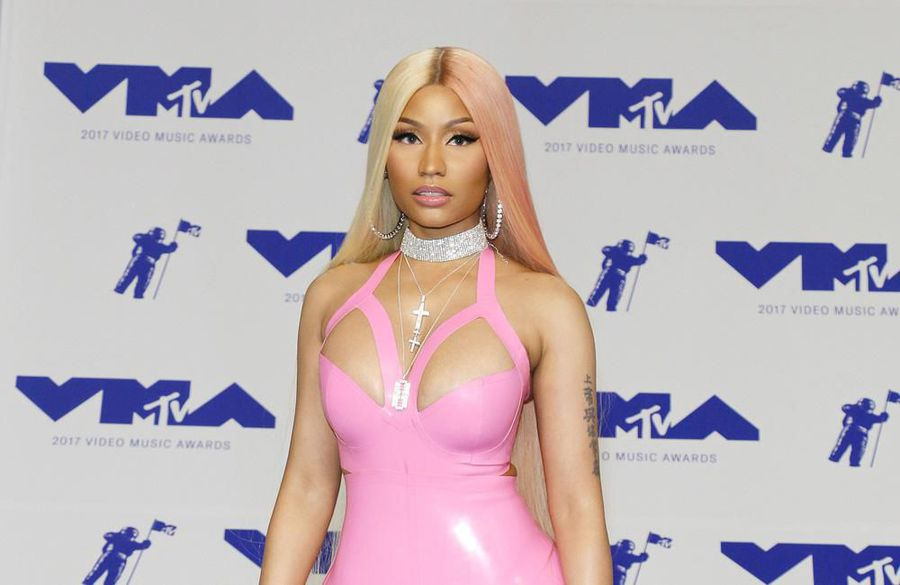 Nicki Minaj's mother 'really happy' after rapper's wedding