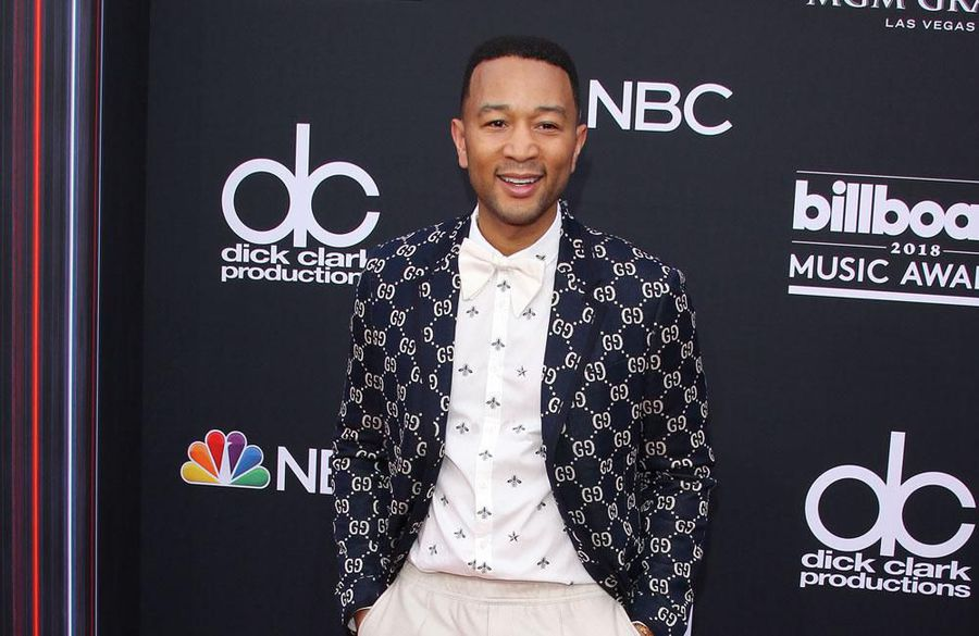 John Legend 'faced challenges' growing up