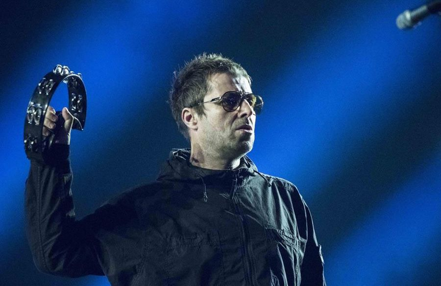 Liam Gallagher reveals the craziest thing thrown at him at a gig!