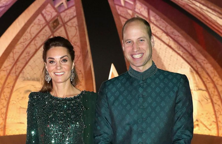 Prince William spills that Duchess Catherine is a huge Strictly fan