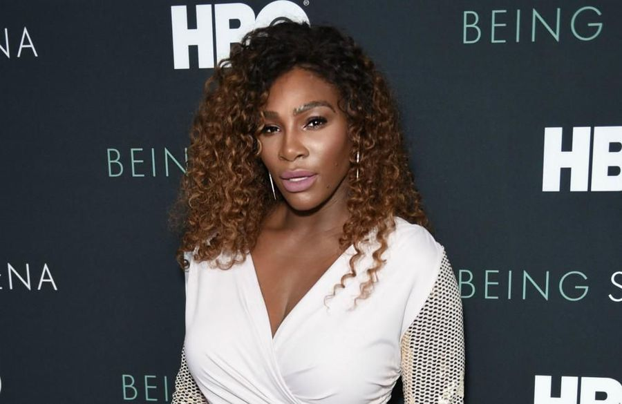 Serena Williams' daughter judges her outfits