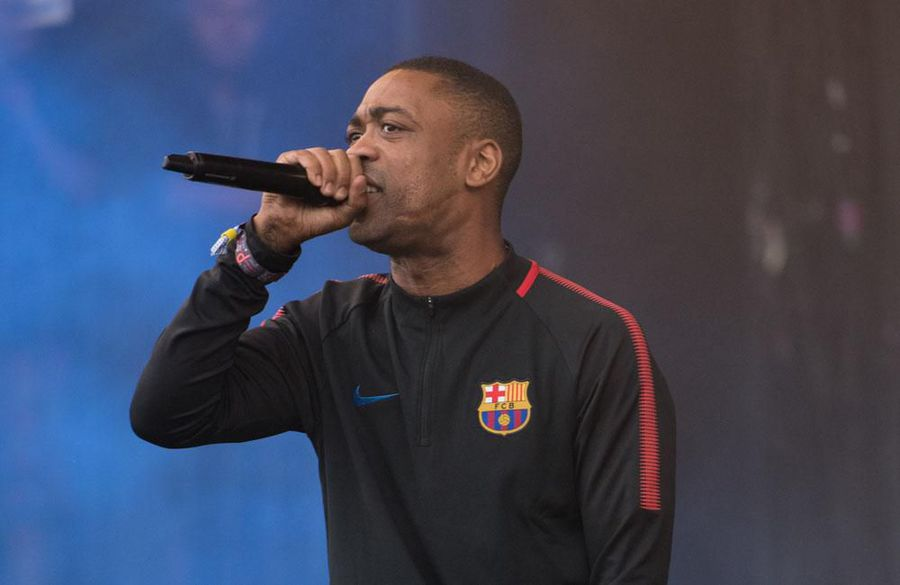 Wiley challenges Skepta to 'street fight'