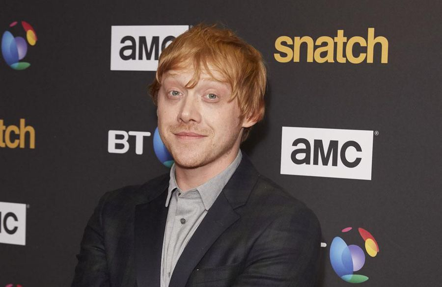 Rupert Grint: Tom Felton and Emma Watson had a 'spark'
