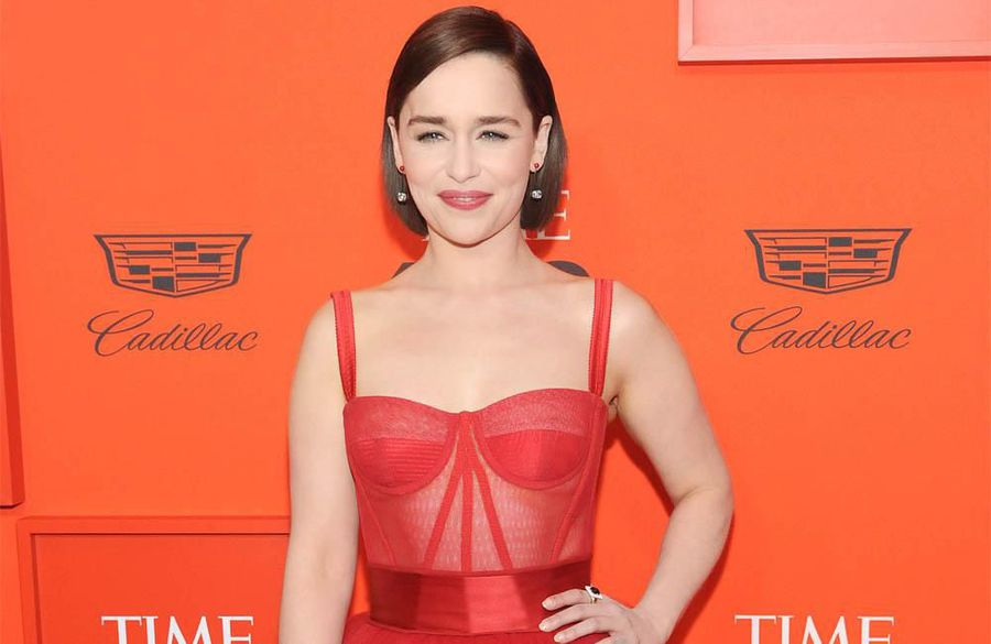 Emilia Clarke didn't want to be seen as 'sick'