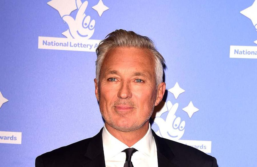 Martin Kemp thanks James Haskell for supporting son