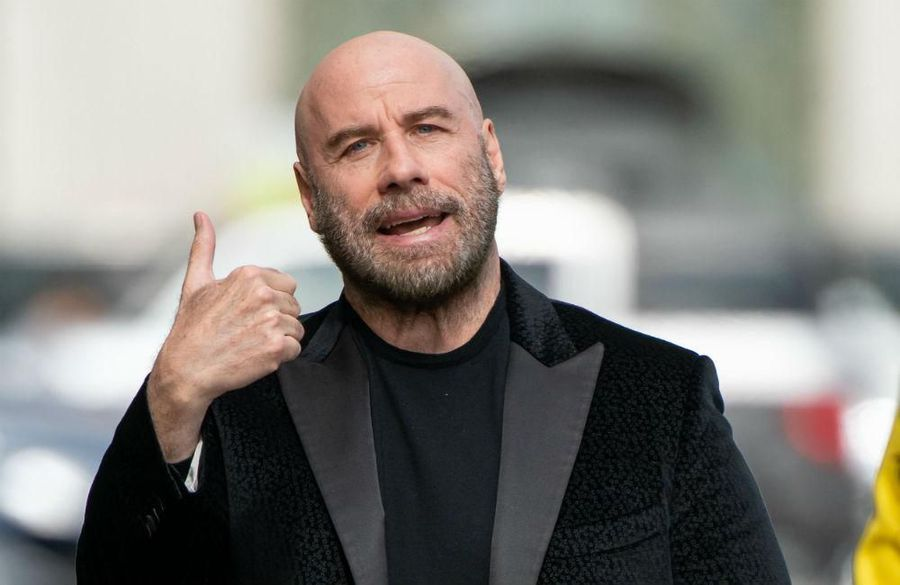 John Travolta plays Monopoly with real money