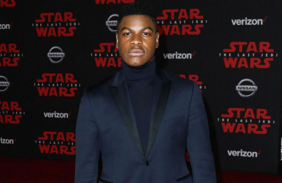 John Boyega's faith helped him deal with Star Wars fame