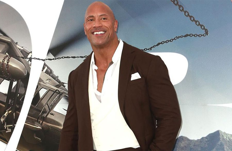 Dwayne Johnson explains 'very early' 7am wedding ceremony