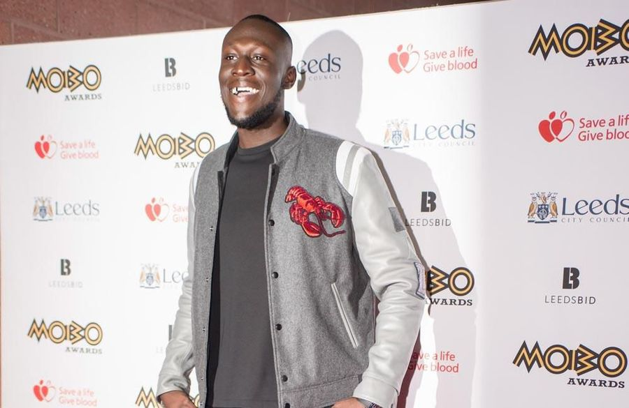 Stormzy jumps to Duchess Meghan's defence