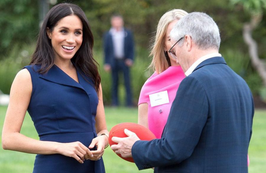 Duchess Meghan didn't need to be involved in royal future talks