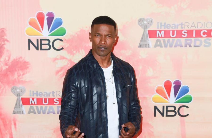 Jamie Foxx is a member of the mile high club