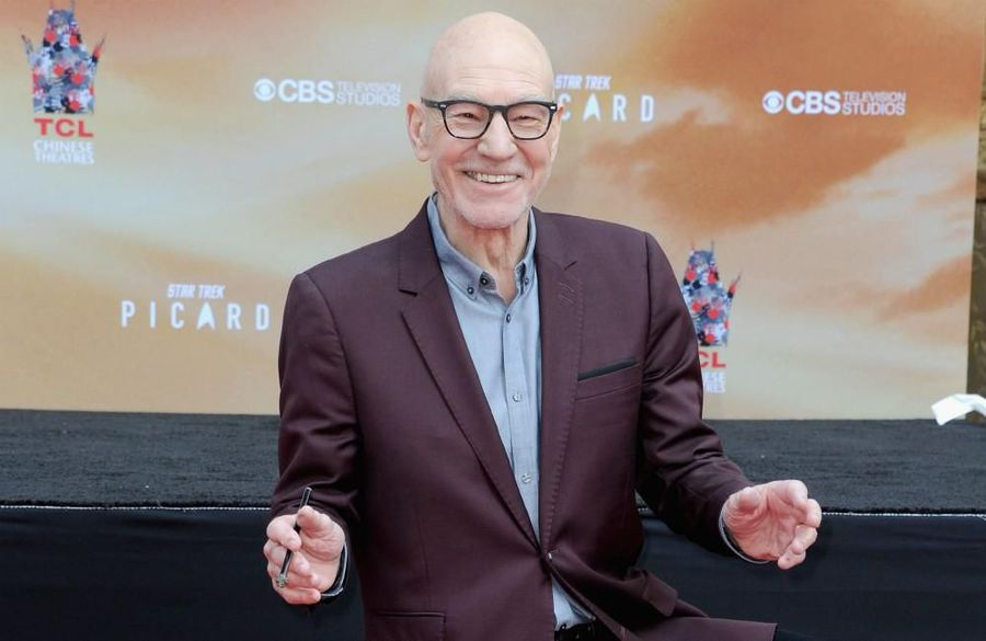 Sir Patrick Stewart's 'sad' Star Trek viewing