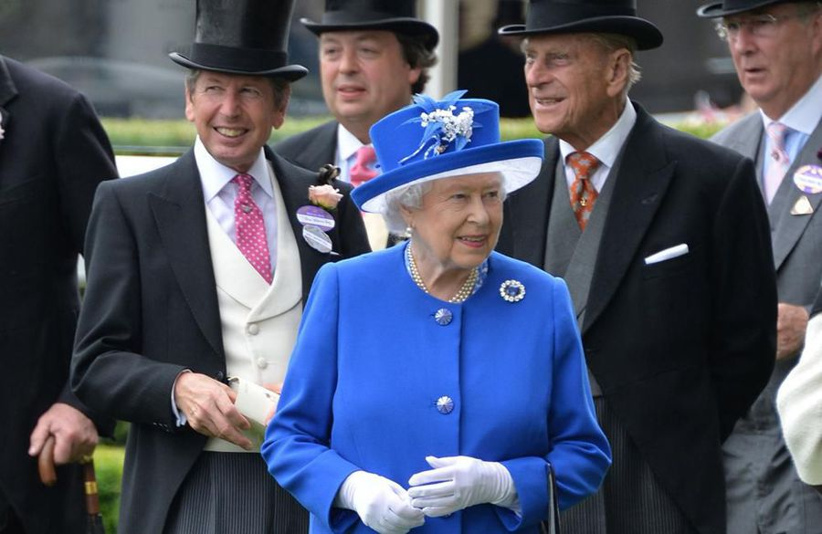 Queen Elizabeth II doesn't care about calories