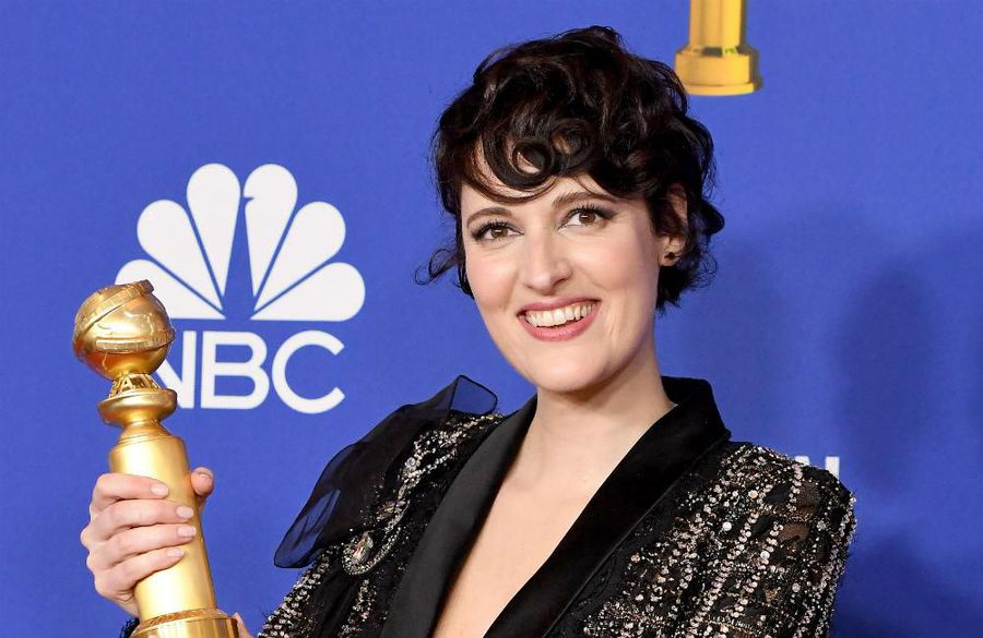Phoebe Waller-Bridge wanted to book plane tickets for her Golden Globes